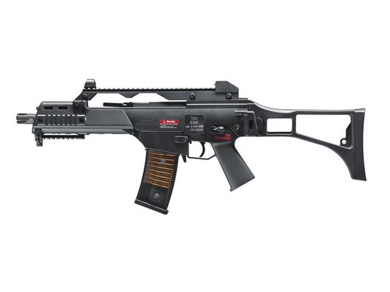 Όπλο Airsoft AEG Heckler   Koch G36C f981eac1bc9
