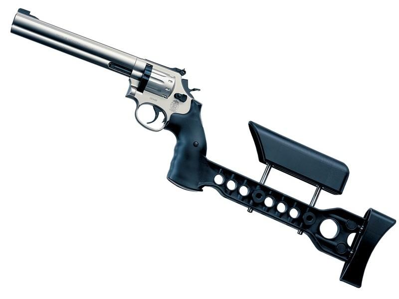 Αεροβόλο UMAREX Smith   Wesson 686 Με Κοντάκι 4.5mm 5ba2539aa08